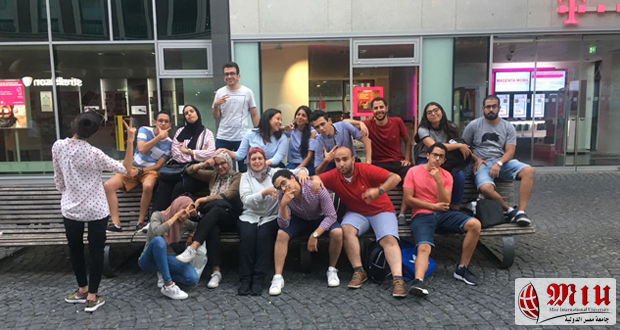 Dentistry Students Summer Camp in RWTH Aachen University