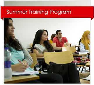 Summer Traing Program