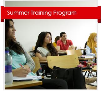 Summer Traing Program